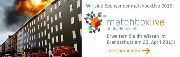 GFA nimmt am Matchbox-Event in Gelnhausen teil! – Fire