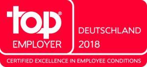 Top Arbeitgeber Deutschland Logo