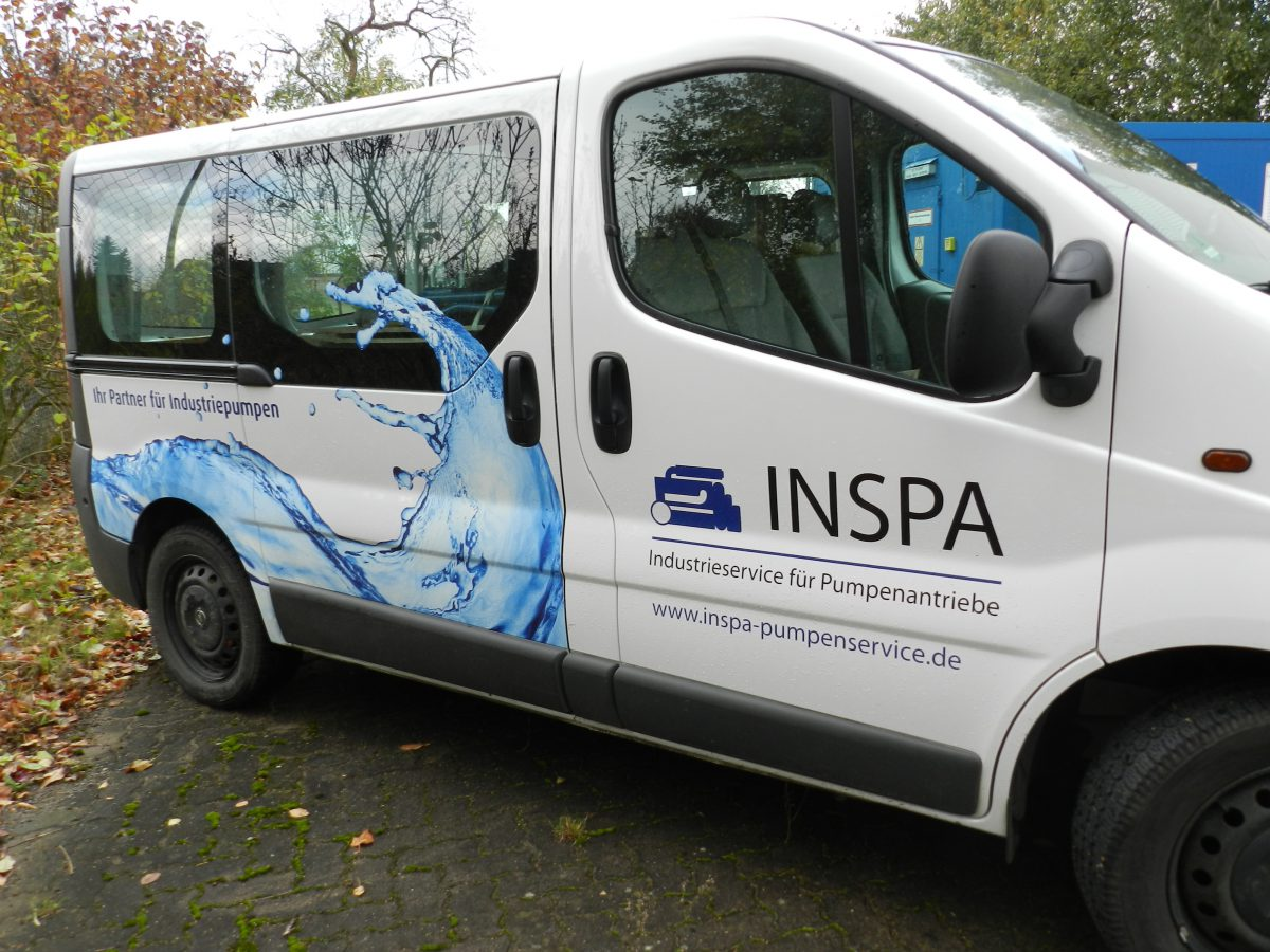 INSPA Industrieservice für Pumpenantriebe GmbH sucht bundesweit Monteure für den Kundendienst (m/w)!