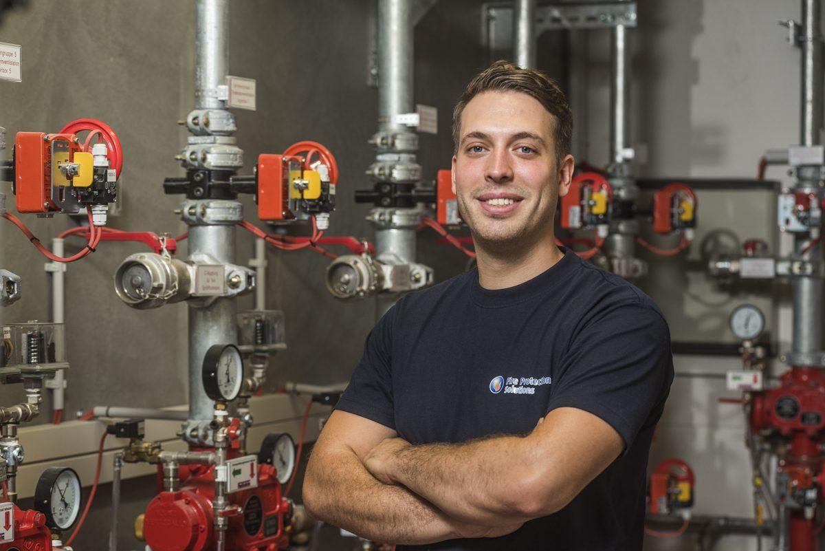 Brandschutz-Gruppe erhält Fair Company-Siegel