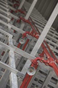 Wissenswertes zum Brandschutz: Planung einer Sprinkleranlage