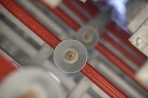 Planung einer Hochregal Sprinkleranlage
