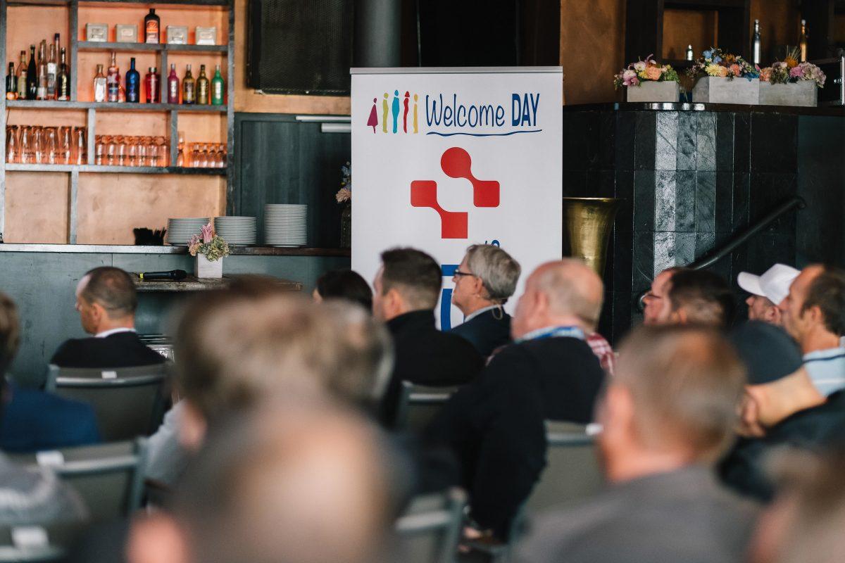 Begrüßung neuer Mitarbeiter – Welcome Day in Hannover