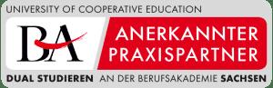 Anerkannter Praxispartner der Berufsakademie Sachsen!