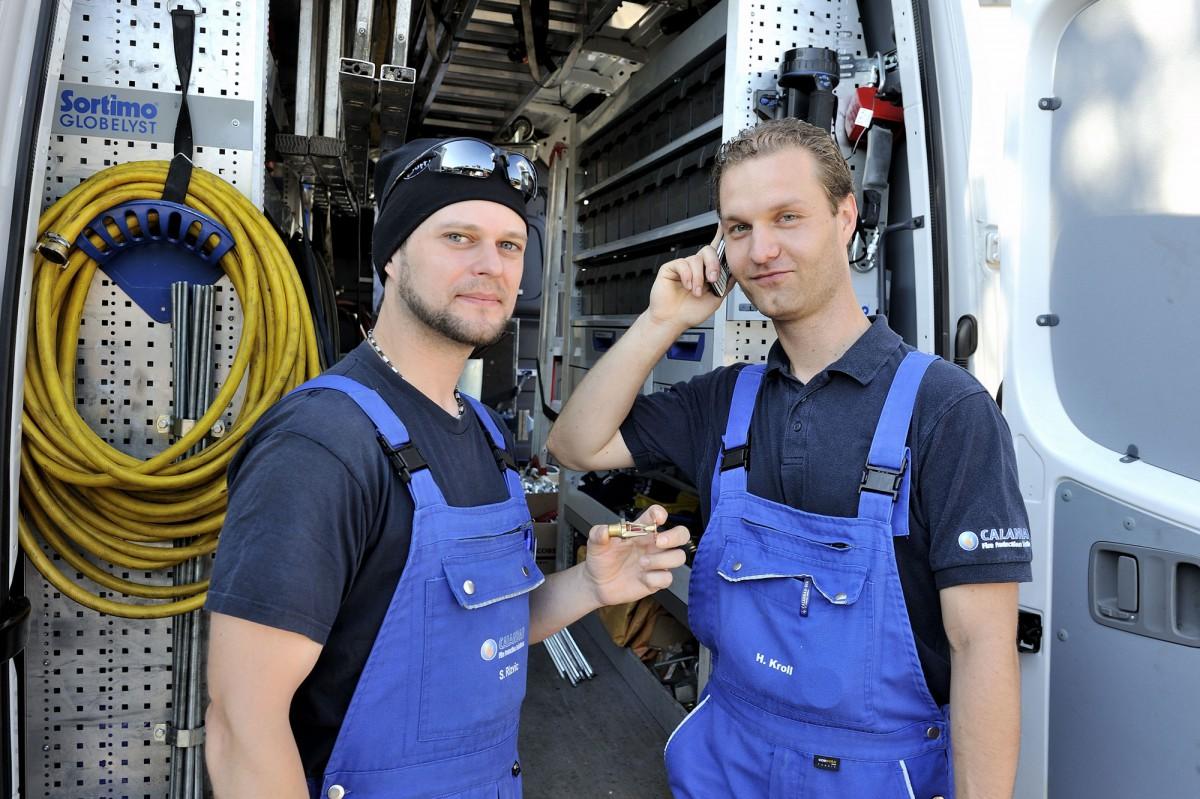 Auf Sie wartet eine neue Herausforderung! Wir suchen einen Projektleiter (m/w/d) im Kundenservice im aktiven Brandschutz für unsere Niederlassung Augsburg!