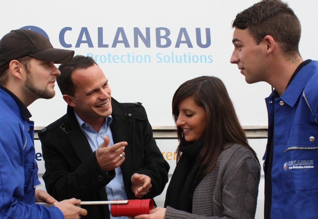 Mitarbeiter Calanbau