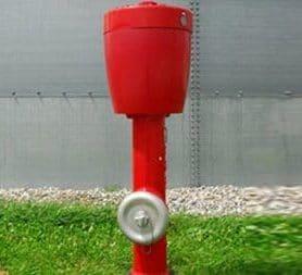Brandschutz Feuerschutz Calanbau Hydrant