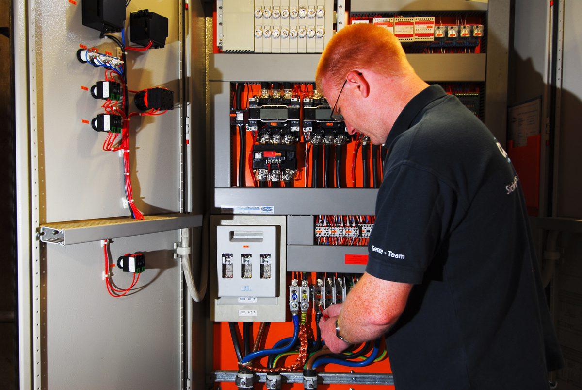 Wir suchen zur Zeit Elektriker m/w für den Kundenservice Brandschutz in Darmstadt, Hamburg und Nürnberg!
