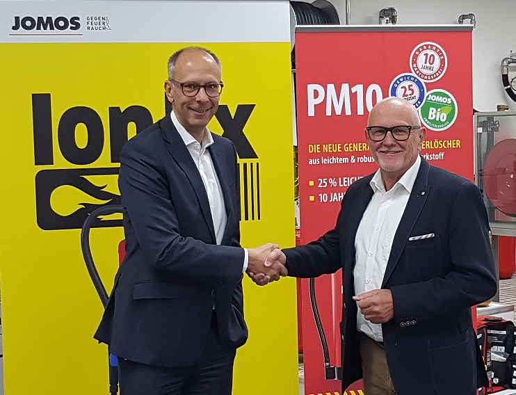 Wachstum in der Fire Protection Solutions Group – Übernahme der JOMOS Brandschutz AG