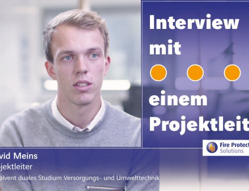 Vom Student zum Projektleiter: Wie geht das? – Interview mit…