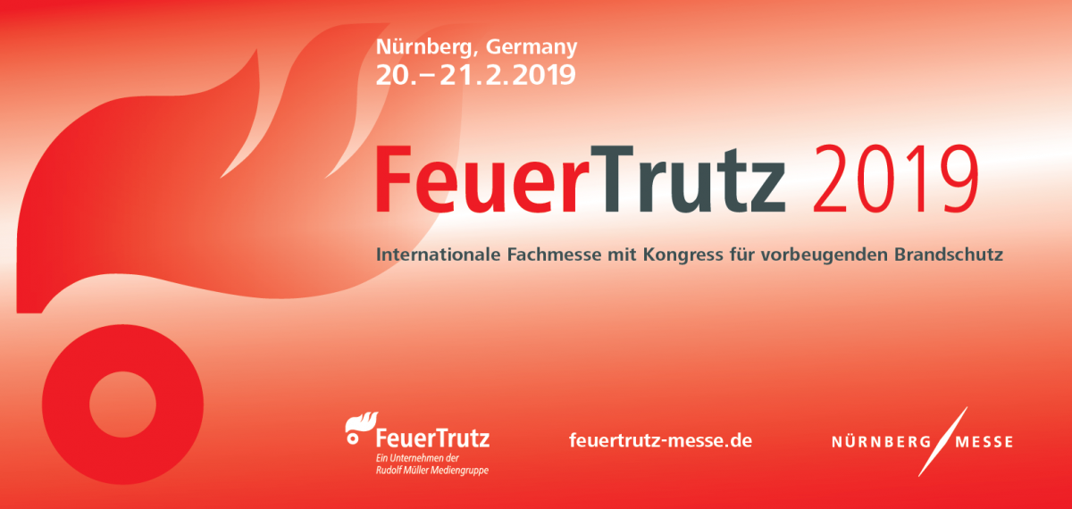 FeuerTrutz Messe 2019