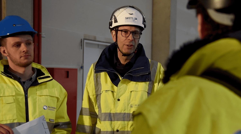 Arbeitssicherheit bei VINCI Energies Deutschland