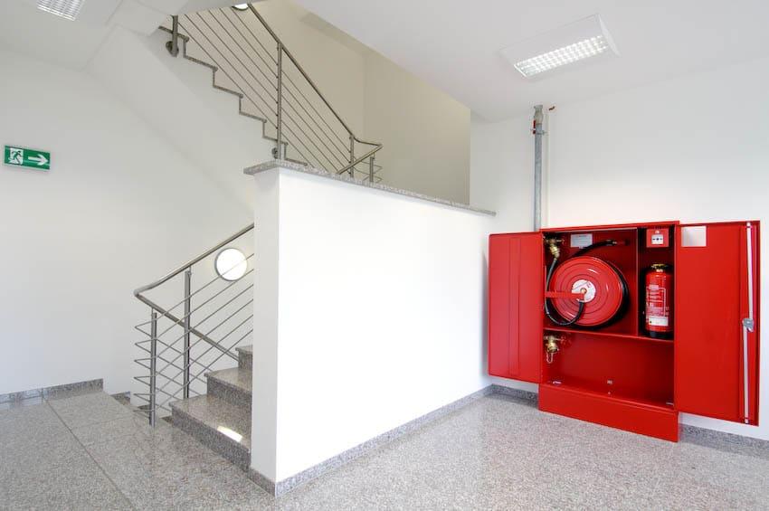 Brandschutz Feuerschutz Calanbau Wandhydrant