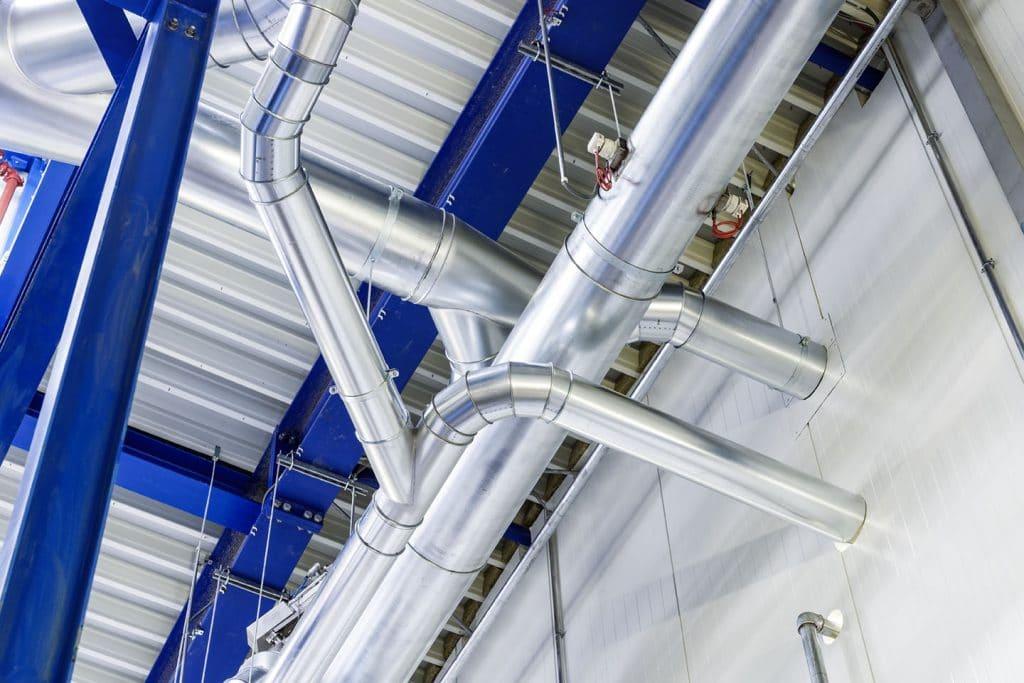 Brandschutz Feuerschutz Funkenerkennung via Infrarotfunkenmelder (1)