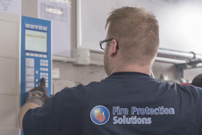 Brandschutz Feuerschutz Produkte Brandmeldeanlage