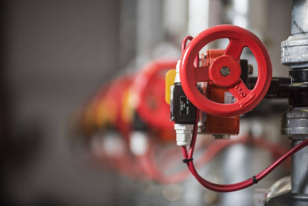Brandschutz Feuerschutz Produkte Wassernebel