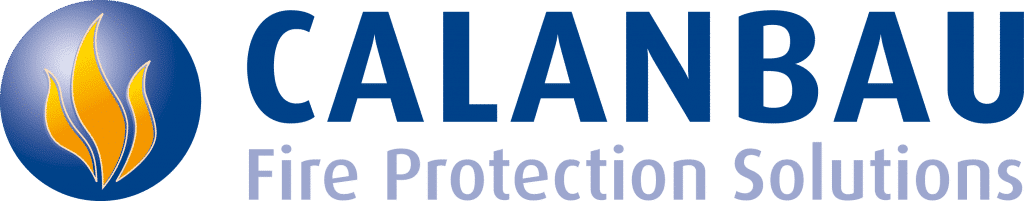 Brandschutz  Feuerschutz Logo_Calanbau