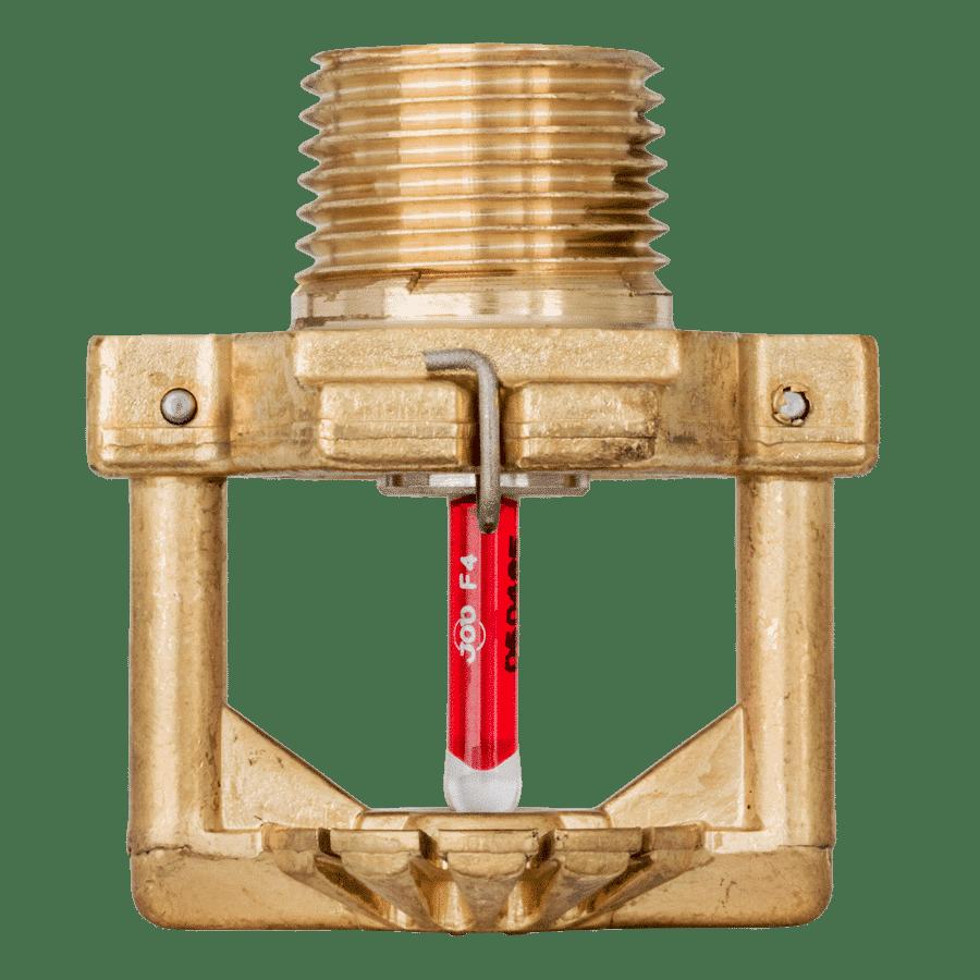 Brandschutz Feuerschutz Sprinkler Sprinkleranlage Flachschirmsprinkler hängend s-fp-157A9775