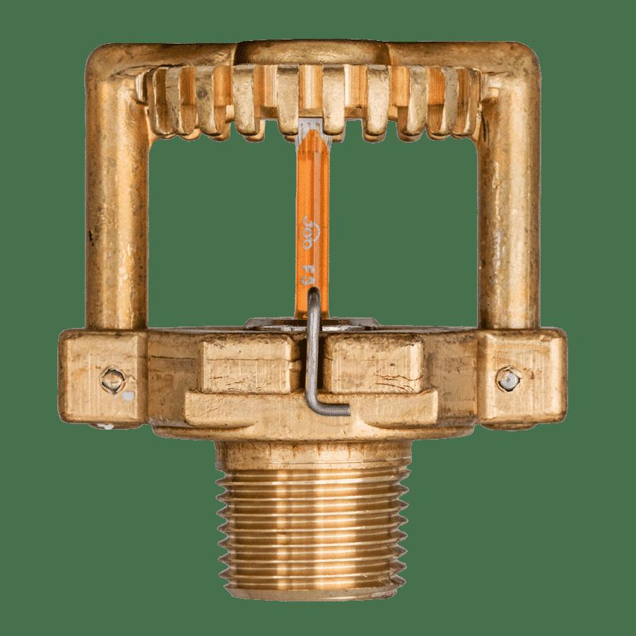 Brandschutz Feuerschutz Sprinkler Sprinkleranlage Normalsprinkler stehend s-cu-157A9697