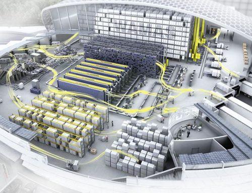 SSI Schäfer ist Partner für das neue Calanbau-Logistikzentrum