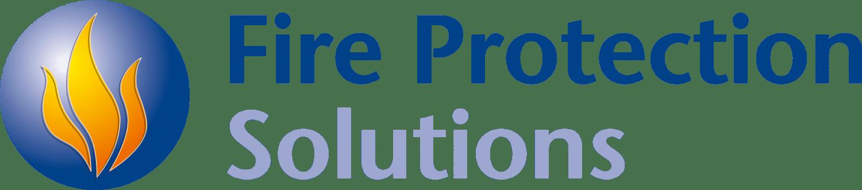 Fire Protection Solutions Brandschutz und Feuerschutz Logo
