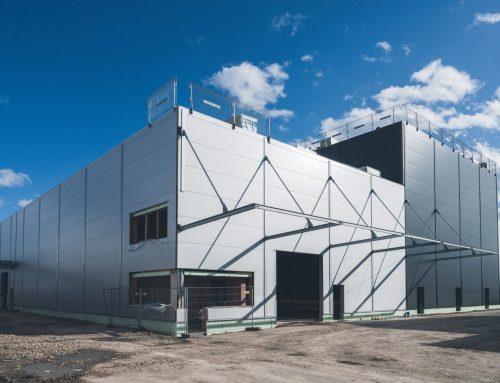 Calanbau feiert Richtfest für neues Logistikzentrum in Sarstedt!