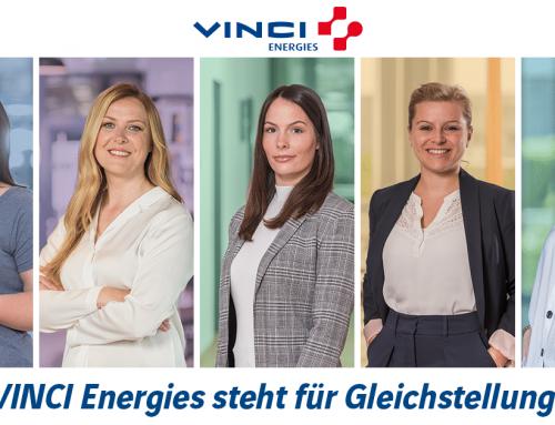 Weltfrauentag 2020: Frauenpower bei VINCI Energies!