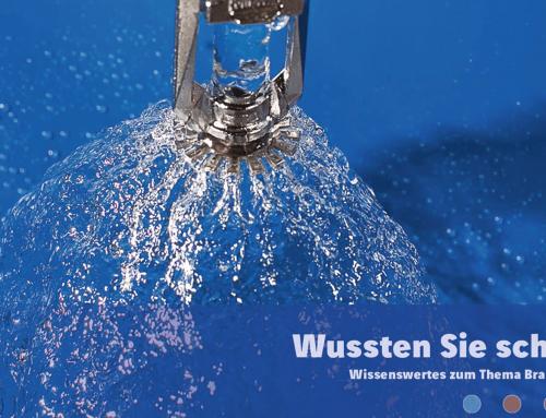 Verursachen Sprinkler einen flächendeckenden Wasserschaden? | Wussten Sie schon? #2