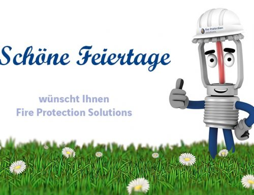 Pfingstgrüße der Fire Protection Solutions Group