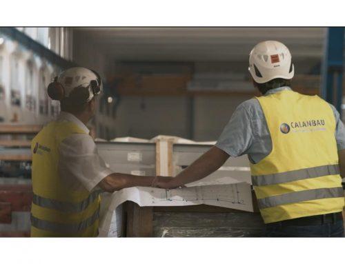 Umfassender Brandschutz für neue Palm Papierfabrik – Calanbau realisiert Großprojekt in Aalen
