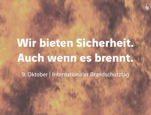 Internationaler Brandschutztag: Gut gerüstet mit Fire Protection Solutions