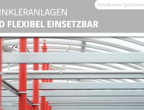 Sprinkleranlagen sind flexibel einsetzbar | Vorteile einer Sprinkleranlage #9