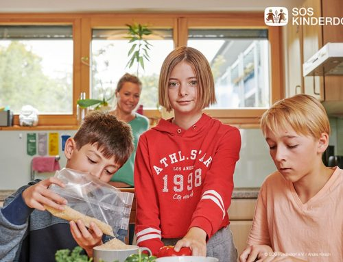 Fire Protection Solutions unterstützt weiterhin das SOS-Kinderdorf Harksheide!