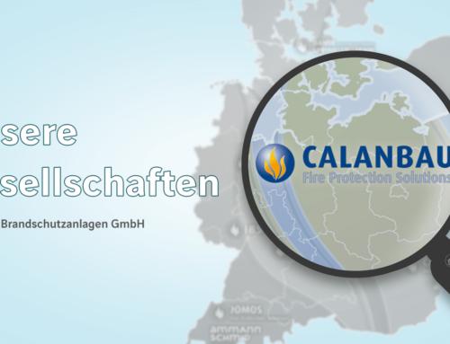 Calanbau Brandschutzanlagen GmbH | Unsere Unternehmen #1