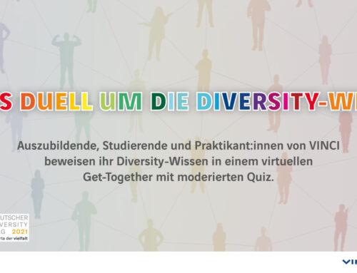 9. Deutscher Diversity-Tag | VINCI beteiligt sich mit Diversity-Quiz