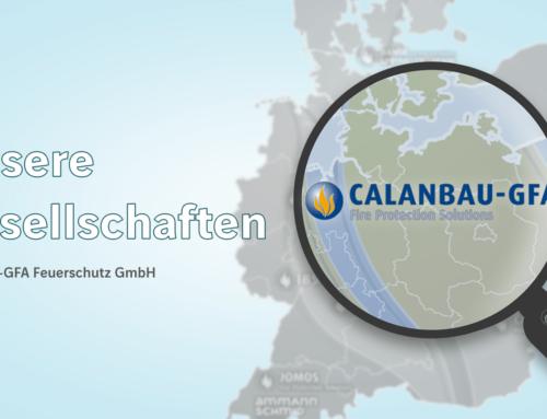 Calanbau-GFA Feuerschutz GmbH | Unsere Unternehmen #3