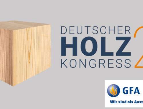 Fire Protection Solutions auf dem Deutschen Holzkongress 2021 in Würzburg!