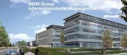 BMW IT Zentrum - Sprinkleranlage für Verwaltungsgebäude