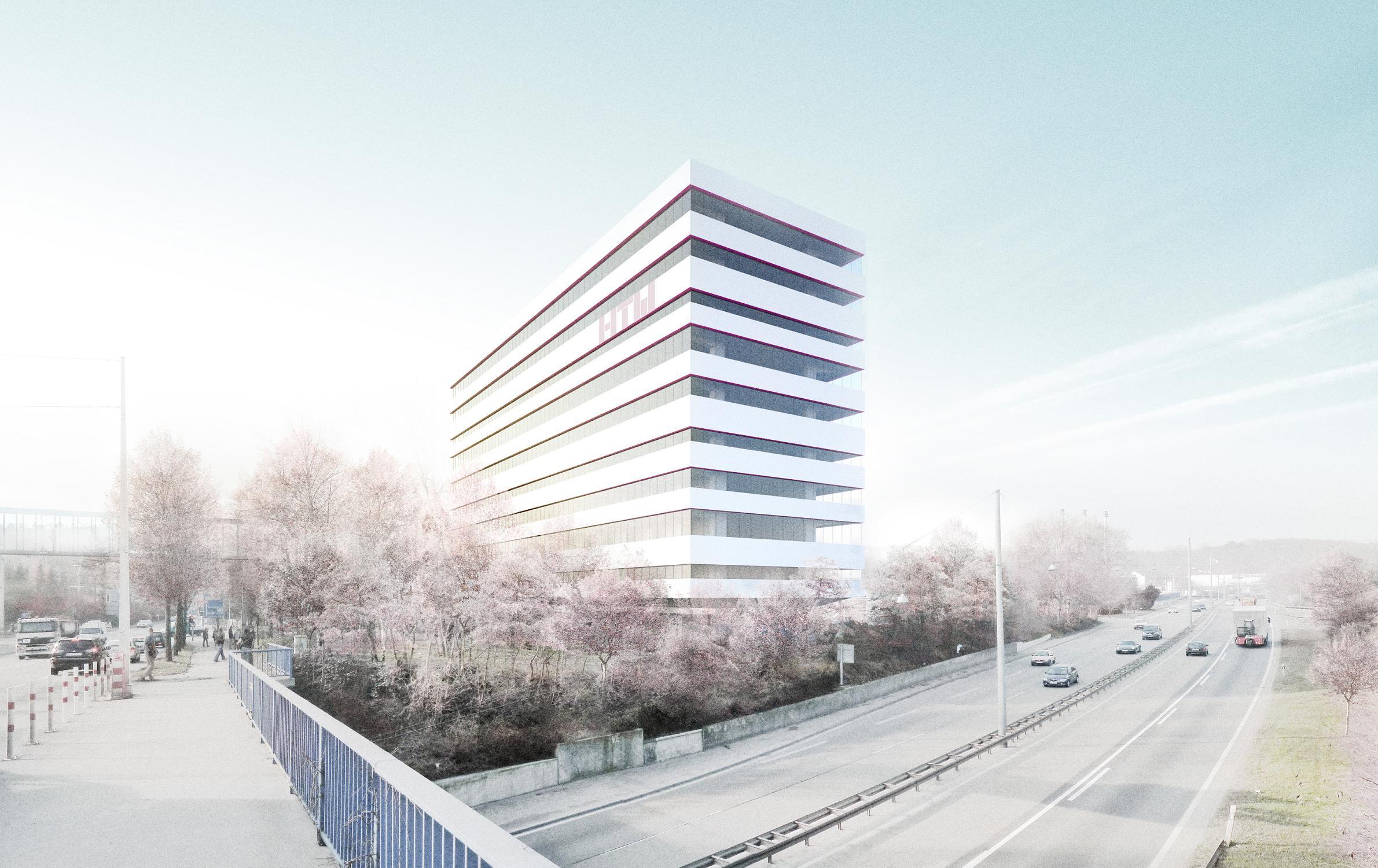 HTW Saarbrücken - Sprinkleranlage für die Hochschule für Technik und Witschaft