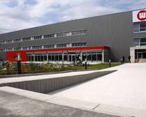 Witt Weiden - Sprinkleranlage im Logistikzentrum