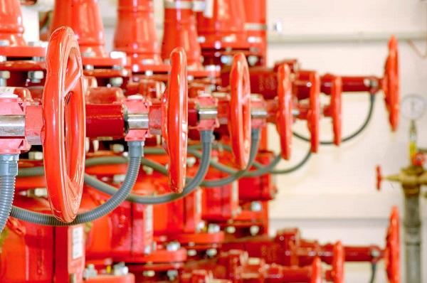 STF Recycling Aicha - Installation von 1.300 Sprinklern bei laufendem Betrieb
